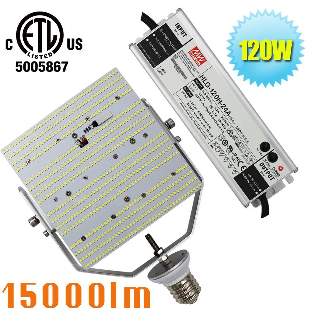 2019 120W Canopy LED Retrofit Kit Replace 400W Metal
