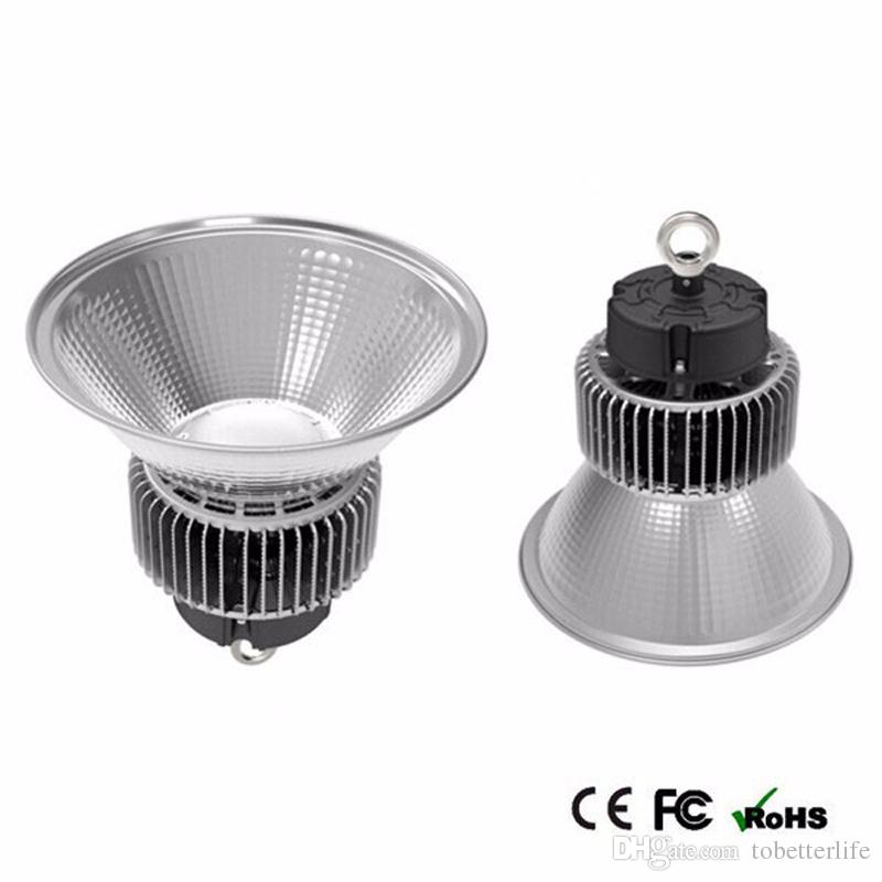 100W 150W 200W LED High bay light Meanwell driver IP65 Led floodlight 130lm/W Aluminium warehouse lighting Lamp 6000K IP65 AC85-265V