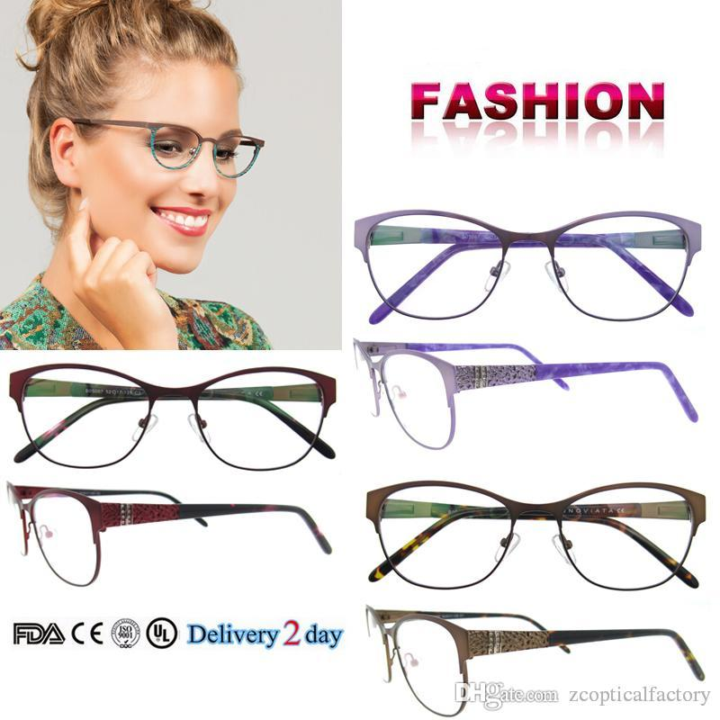 2018 New Model Eyewear Frame Glasses Fashion Optical Frame Models ...