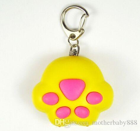 I capretti all'ingrosso dei bambini del giocattolo LED portachiavi luce portachiavi graffio di gatto torcia portachiavi del suono il regalo di promozione bag 051.916