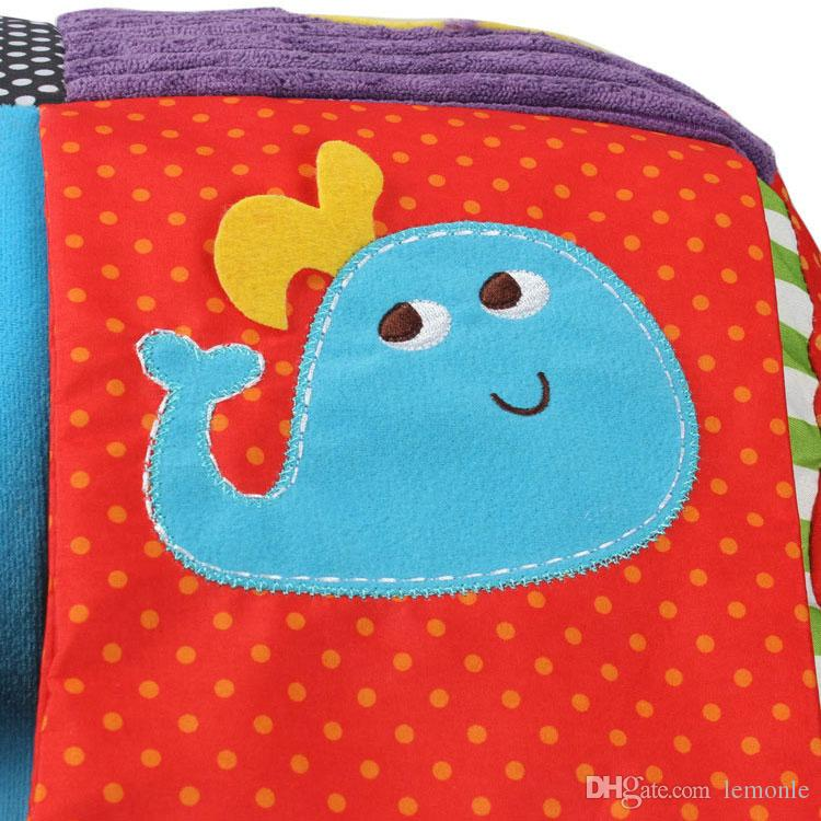 Tapis de jeu pour bébé Develop Crawling Bell Tapis de musique pour enfants Tapis de fitness pour bébé Jouets éducatifs