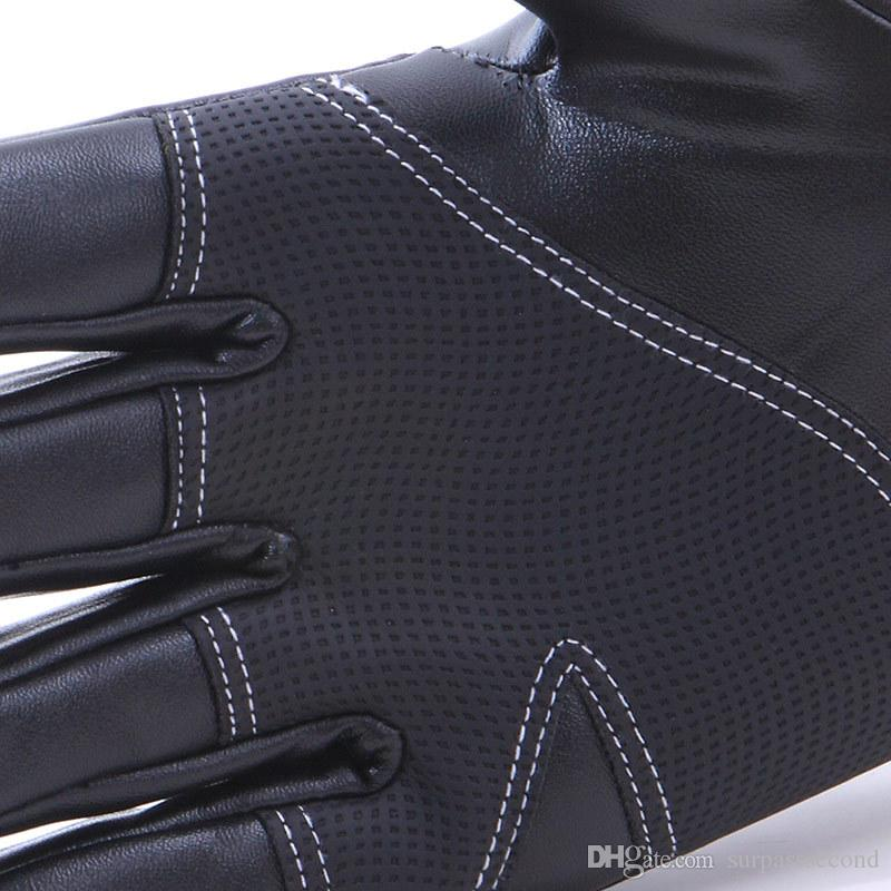 waterproof gloves outdoor goods touch screen gloves composite elastic fabric fashion look and good for sport