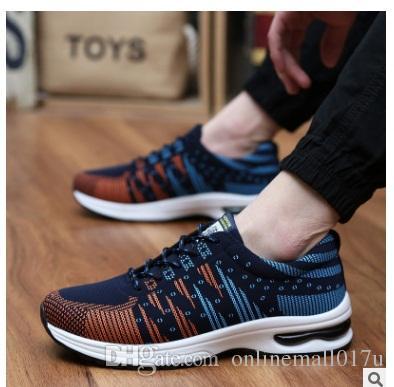 Caliente Zapatos Moda Casuales 2017 De Compre Hombres Primavera v0wqPt5