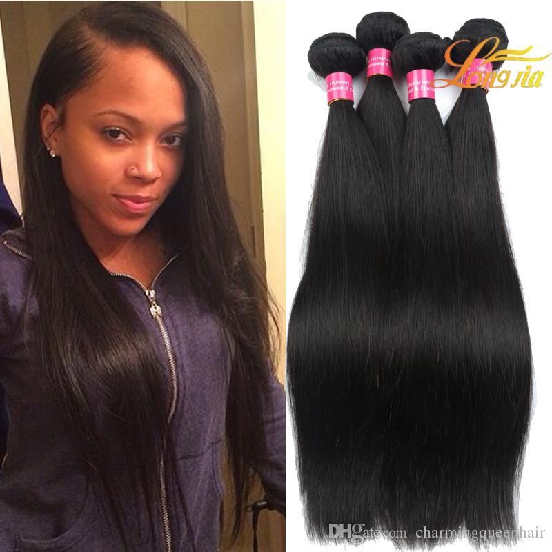 Grade 7a Wholesale Price Peruvian Virgin Hair Extension 100 Human