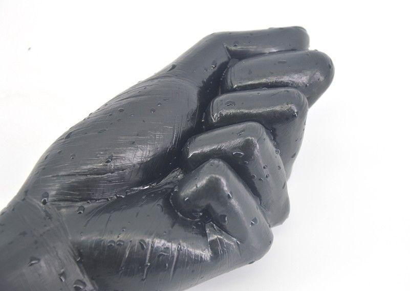Fisting Anal Masturbation Butt Arm Female Masturbation Huge Fist Dildo Adult Game BDSM SM Player Fisting Anal Adult Plug Sex Toys