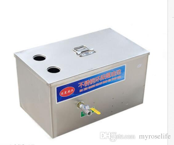 2018 Fast Shipping Stainless Steel Grease Trap Interceptor For ...
