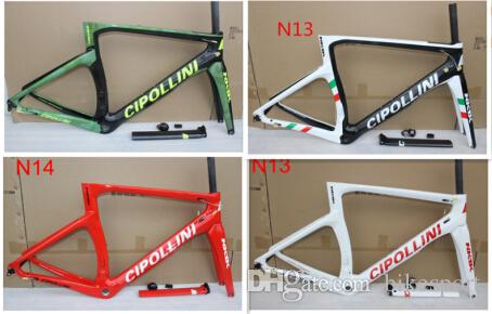 Free Shipping Chinese Carbon Road Frame 2017 newest Cipollini NK1K Carbon Bike Frame T1000 Carbon Frame BB68/BB30 bici da corsa