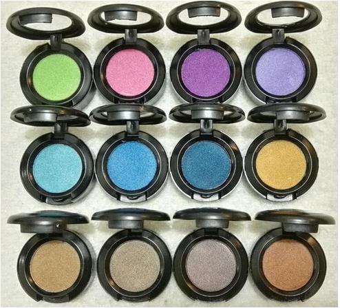 Spedizione gratuita! Vendita calda nuovo ombretto i diversi pigmento ombretto 1.5g colore della miscela