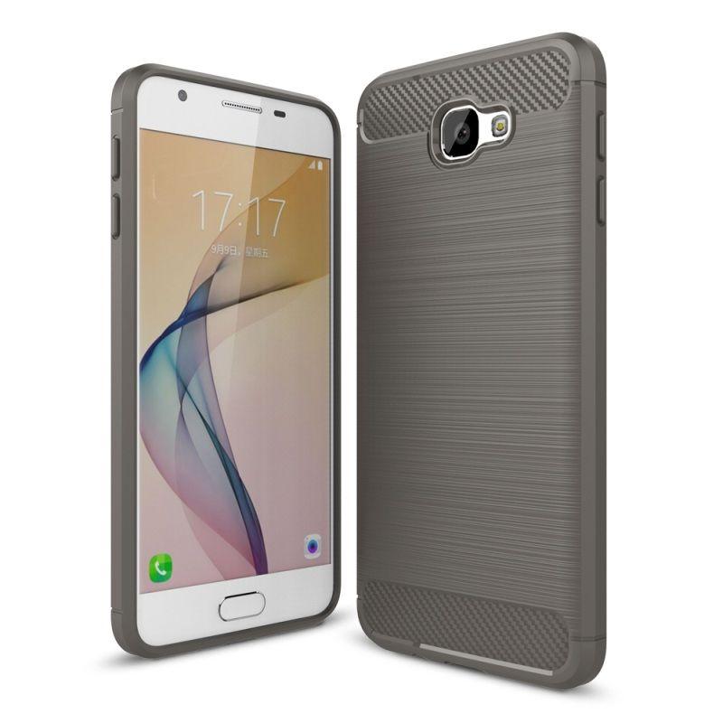 Carbon Fiber Brushed TPU original Phone Case for galaxy S10 S9 S8 Plus Note 9 8 j8 j7 j3 2018 back slim designer cover shell Mint