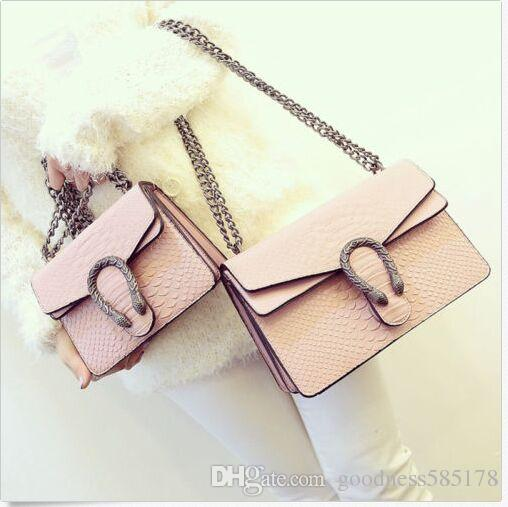 3a8a2901bc Snake Hasp Handbags Women Brand Luxury Designer Messenger Bags Bolsas  Feminina Handbag Online with  39.51 Piece on Goodness585178 s Store