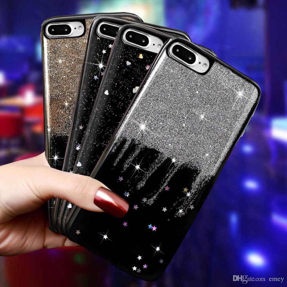 coque iphone 8 plus spigen glitter