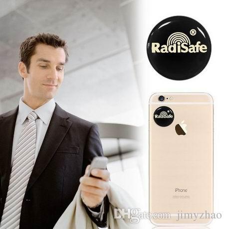 2015 hotprod produto atacado fabricante radisafe anti radiação etiqueta radiação radiação 99.8% 10 pçslote shiping livre