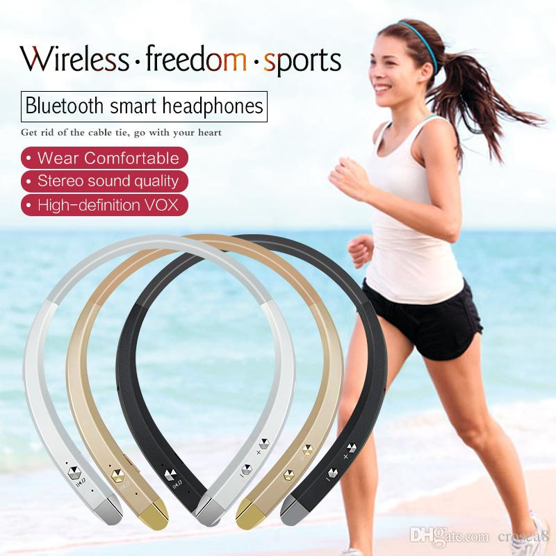 HBS 913 HBS913 Wireless Bluetooth Headphones Tone Infinim Neckband Headsets Harman Kardon Sound Handsfree for Iphone IOS Android