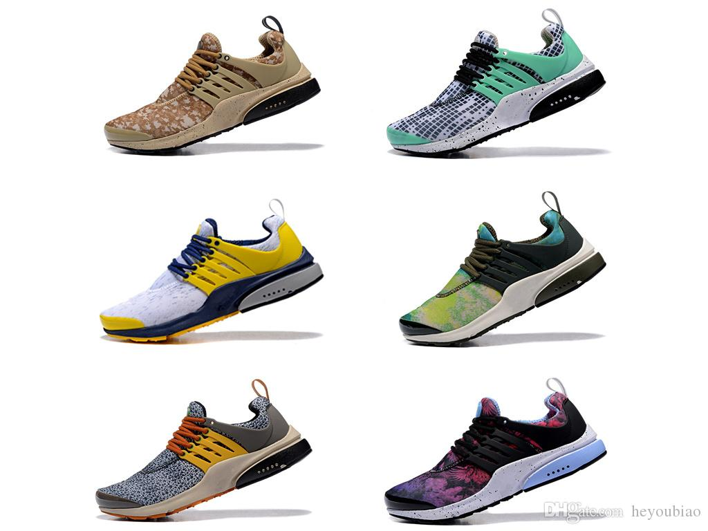 Presto Shoes 4d Flowers Printed Mens Running Shoes Men'S Fashion Sports  Sneaker Outdoor Athletic Walking Trainer Womens Running Trainers Shoes Shop  From ...
