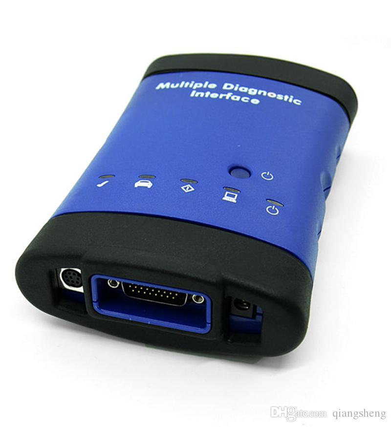 Strumento professionale MDI CAR scanner GM senza wifi senza HDD Supppot Global TIS, GDS 2, Tech II