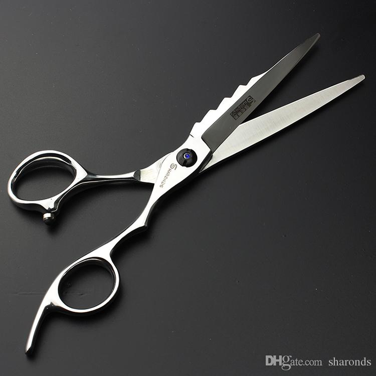 2018 Sharonds 6/6.5 Inch Personal Hairdressing Scissors Hair Cutting ...