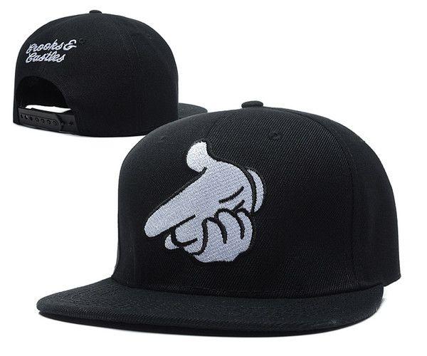 2017 New Cheap Crooks And Castles Snapbacks Caps Street Hiphop Caps Flat  Brim Cap Adjustable Hats Snap Back Hat Custom Hat Caps For Men From  Hellosport86 abcdb83013a