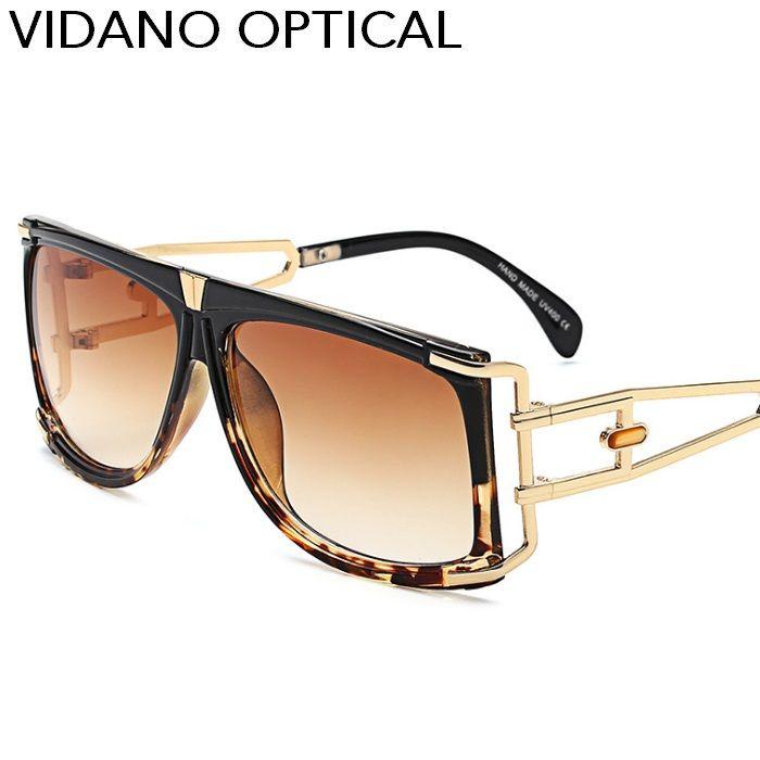 6eec474582 Vidano Optical And Wholesale New Luxury Square Shape Men Sunglasses Women  Gradient Summer Designer Style Glasses UV400 Victoria Beckham Sunglasses ...