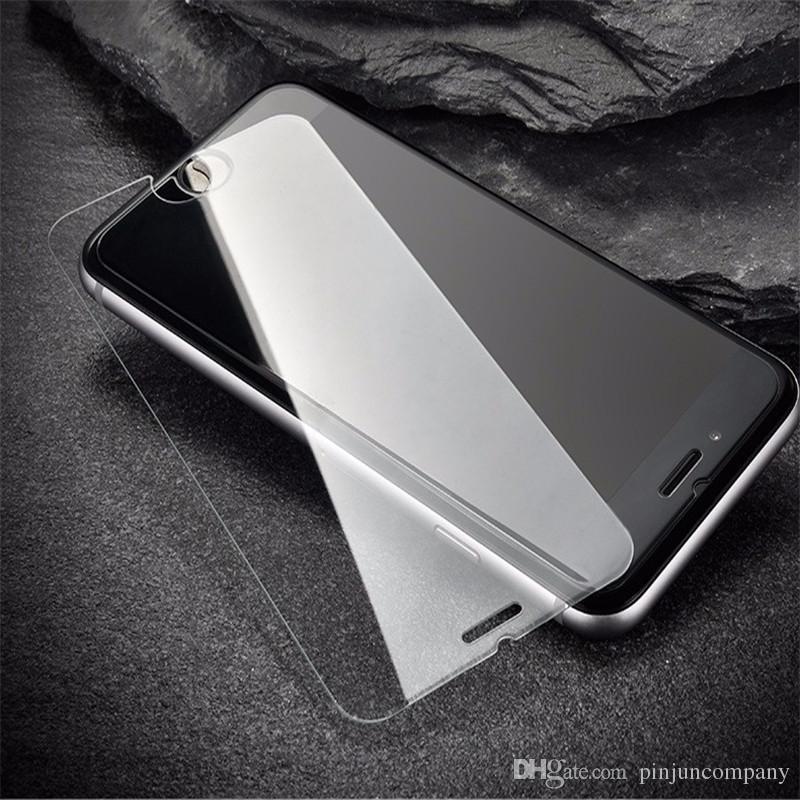Para Alcatel 1x Evolve MetroPCS Vidro Temperado Para Samsung Galaxy j8 2018 A6 PLUS Protetor de Tela com embalagem de Varejo