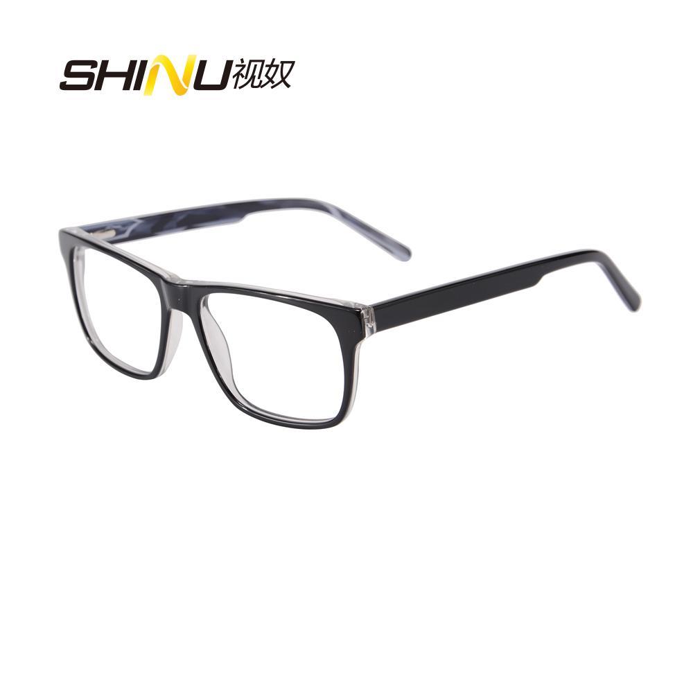 2018 Wholesale Glasses Frames Woman Man Eyeglasses Frame For Myopia ...
