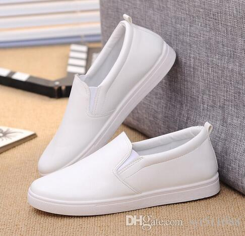 2017 spring canvas shoes female student korean style