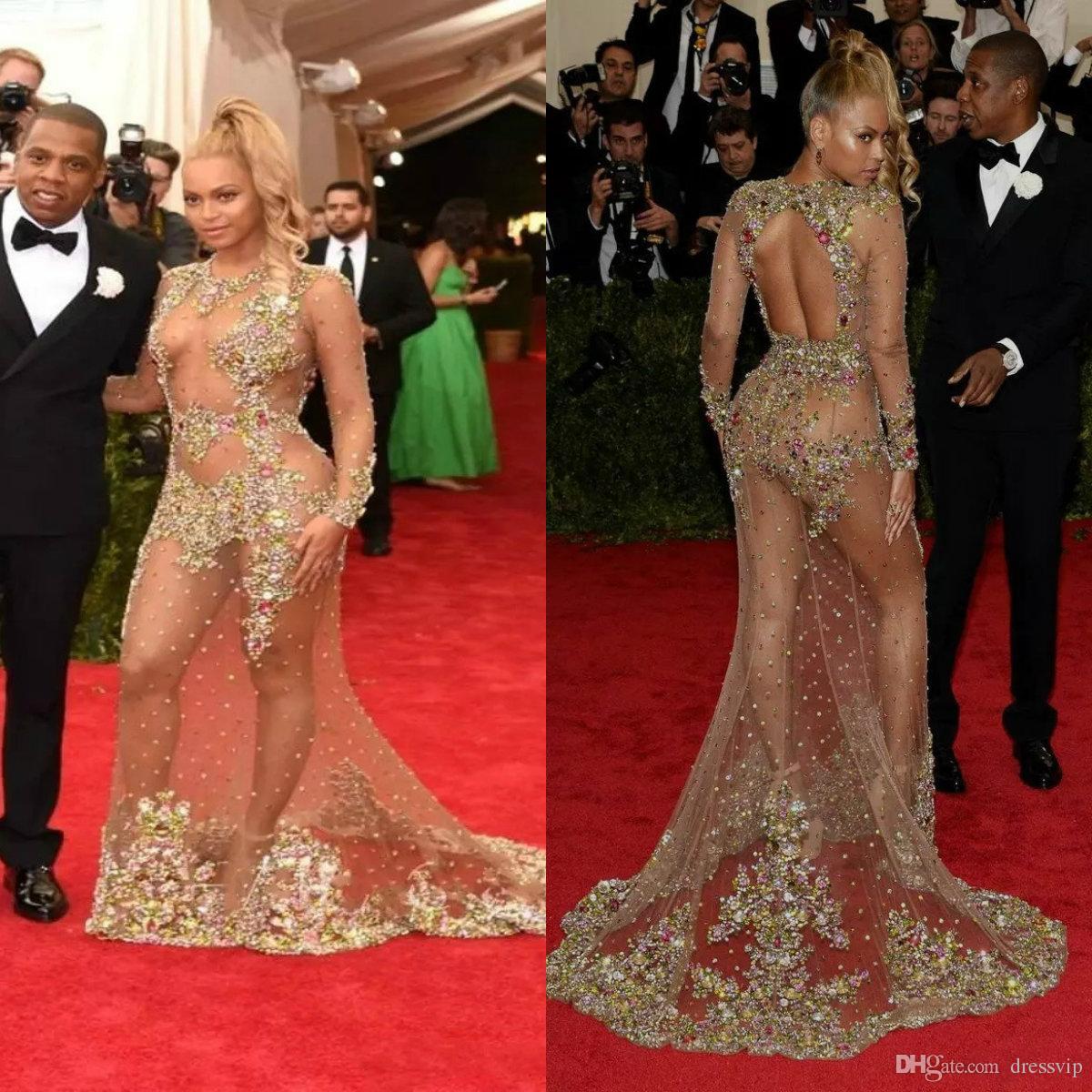 Beyonce Formal Dresses