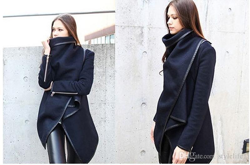 Latest Coat Designs For Women Thickening Cotton Winter Jacket Womens