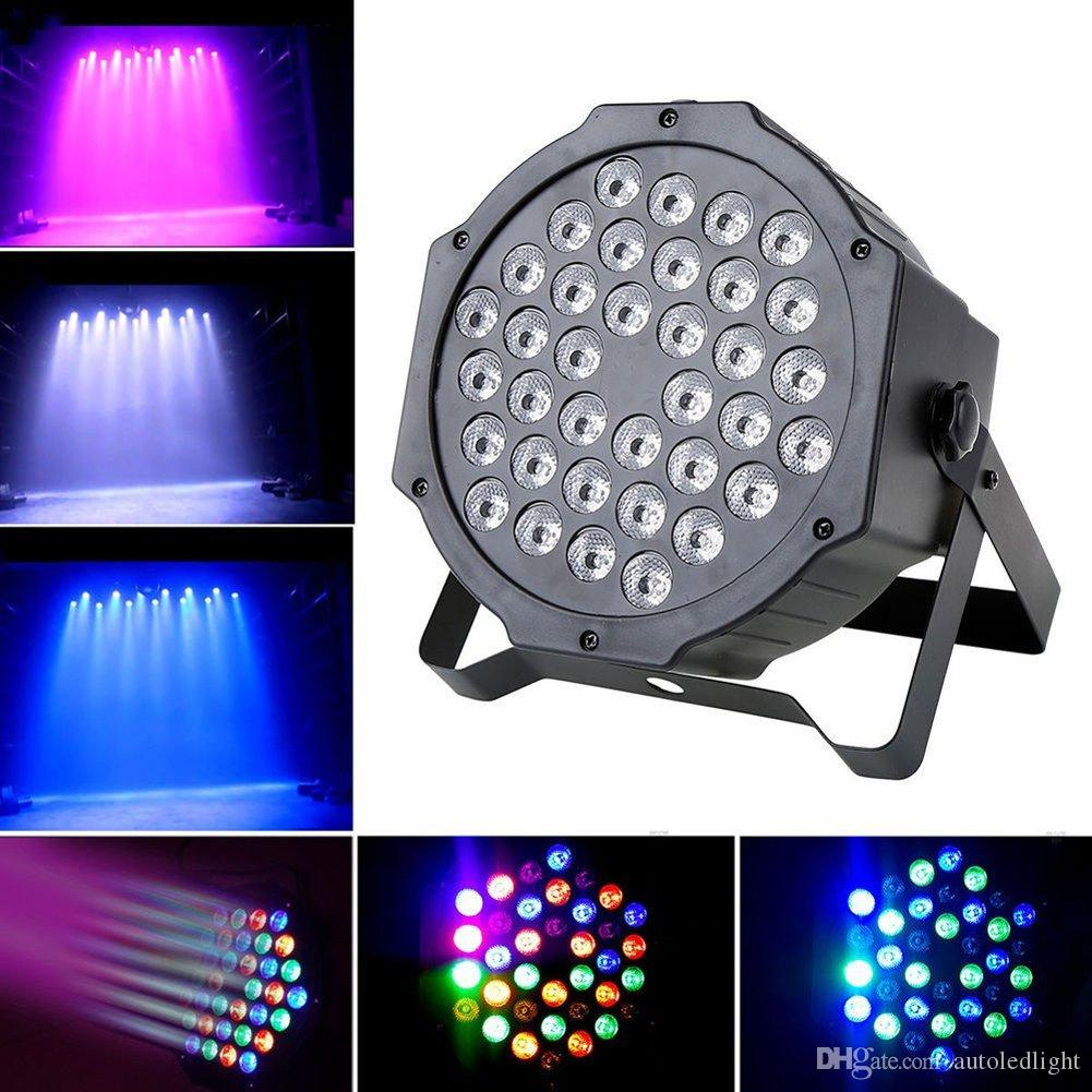 36W LED scène Laser lumières DJ par les lumières RGB DMX512 Auto / Sound Activated Disco DJ Clubs Bar Party KTV