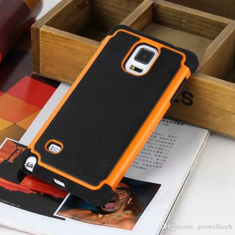 Hybrid Dual Layer Football Skin Shockproof Back Case for Samsung Galaxy S3 S4 S5 S6 S6 edge S7 S7edge S3 mini S4 mini S5 mini Phone bag case