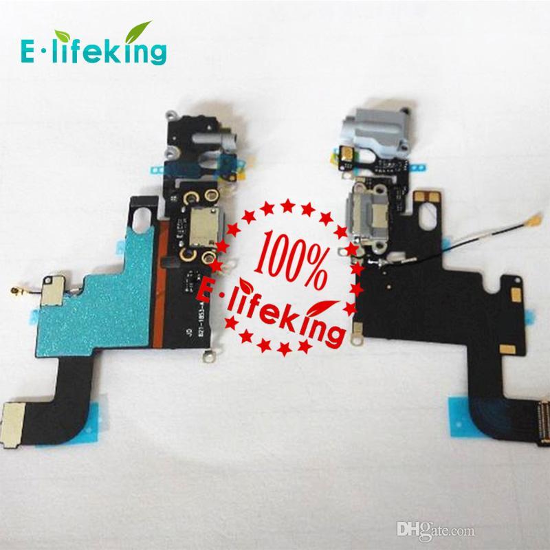 Reparatur Teile Neue Audio Flex Kabel Band Oder Kopfhörer flex handfree Für iPhone 6 4,7 6 Plus 5,5 lcd