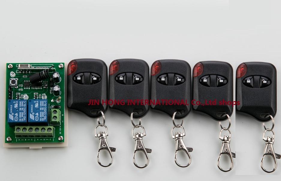 Wholesale Dc12v 2ch Wireless Remote Control Switch System Led Light