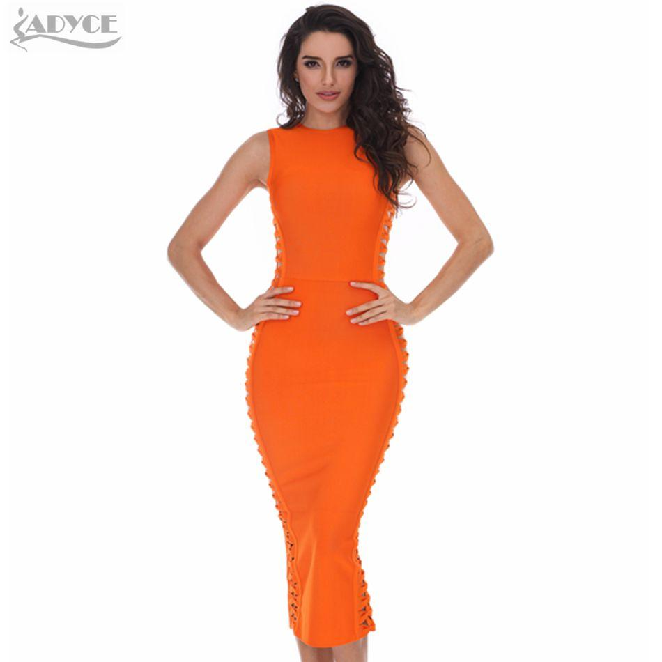 db92713069c X201710 ADYCE 2017 Summer Dress Women Sexy Celebrity Party Dresses Bandage  Dress Runway Bodycon Dress O Neck Hollow Out Club Vestidos Discount Cocktail  ...