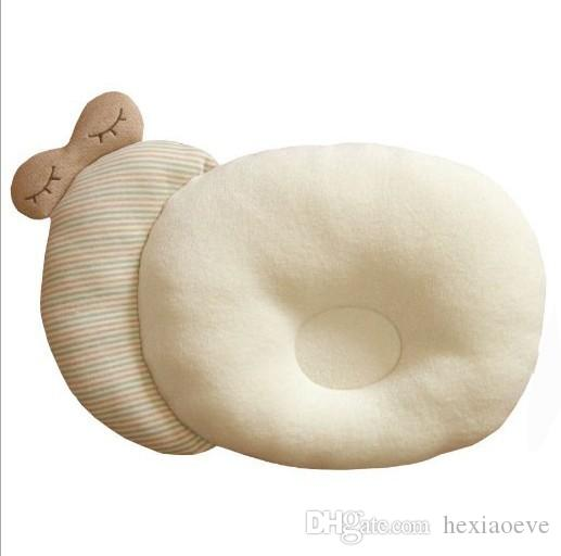Multi Animal Soft Baby Pillow Child Care Cushion Safety Seat Headrest Travel Pillow Newborn Baby Sleeping Pillow