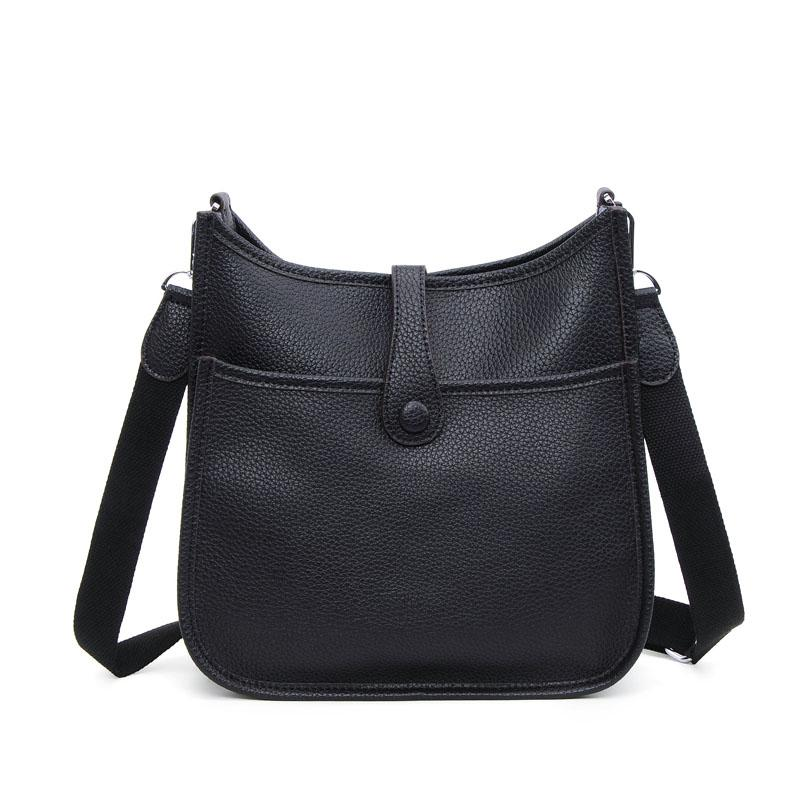 f5475d6623 Wholesale 2016 New High Quality Genuine Leather Women Bag Handbag Messenger  Bag Brand Designed Fashion Vintage Women Shoulder Bag Ladies Handbags  Leather ...