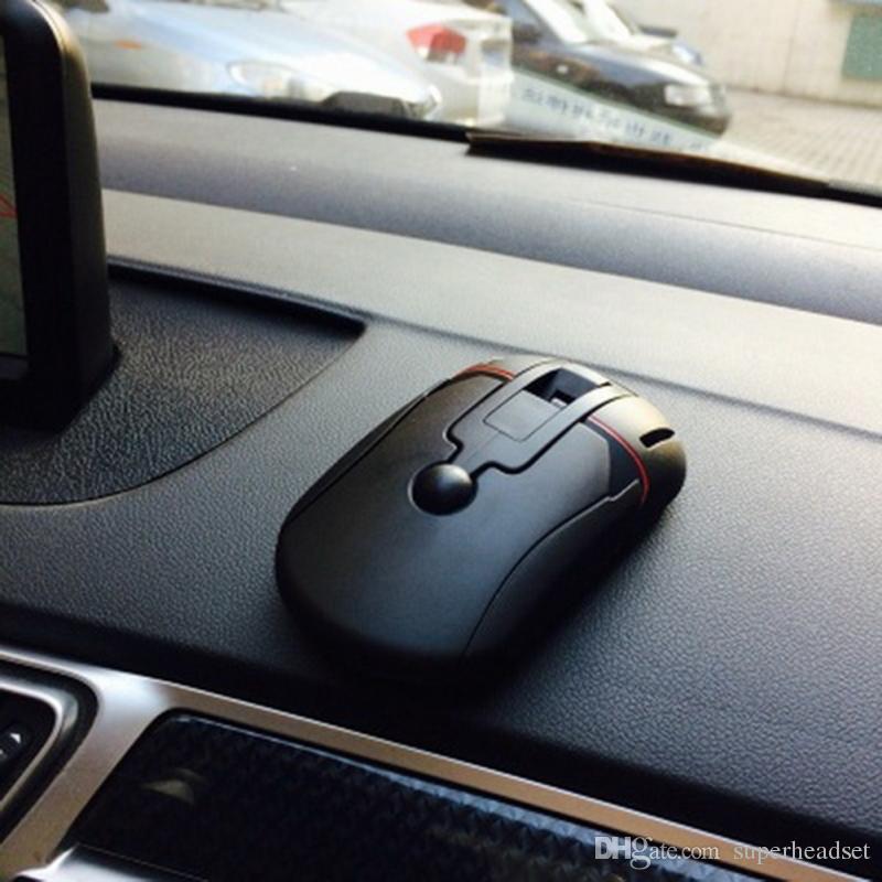 Mouse universale Modello pieghevole regolabile auto porta cellulare cruscotto mobile montaggio auto porta cellulare GPS Car Mount