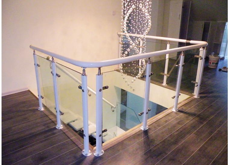 2018 Glass Stair Handrail Railing Stair Build Balusters Treads Step String  Construction House Remodeling Yayoom From Cicero, $1306.54 | Dhgate.Com