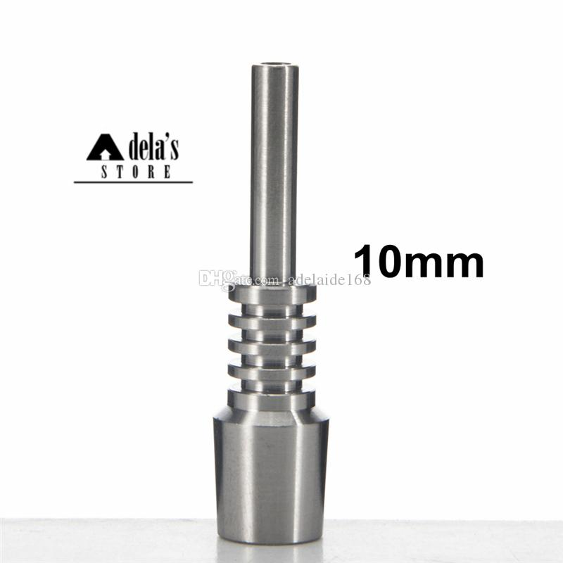 10mm Titanium Tip Nectar Collector Tip Titanium Nail Male Joint ...
