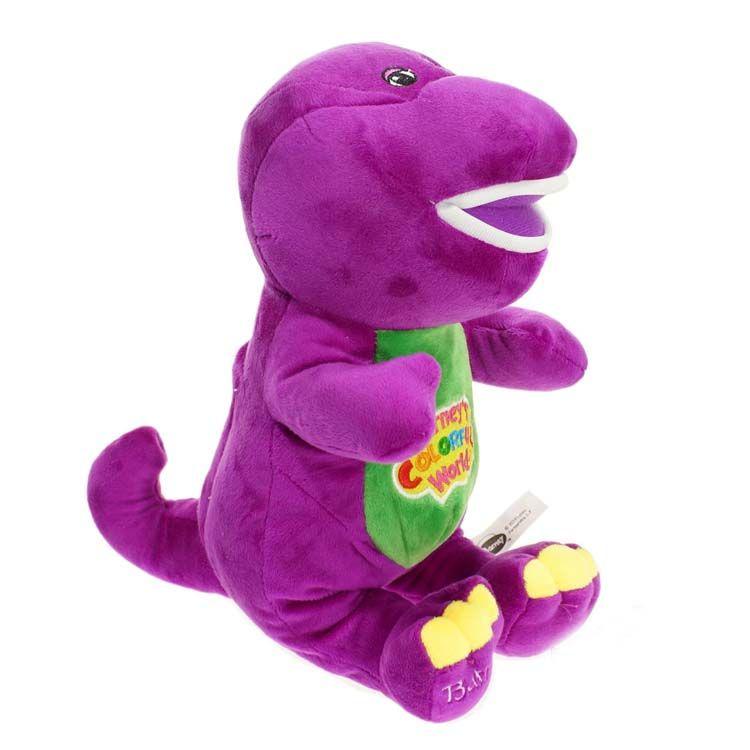 2019 Wholesale 30cm Dinosaur Singing Barney Child S Best Friend