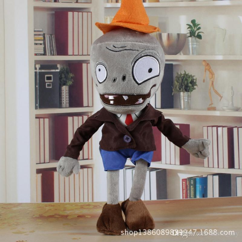Plants vs zombies figurines plush toys wedding gifts gifts for children