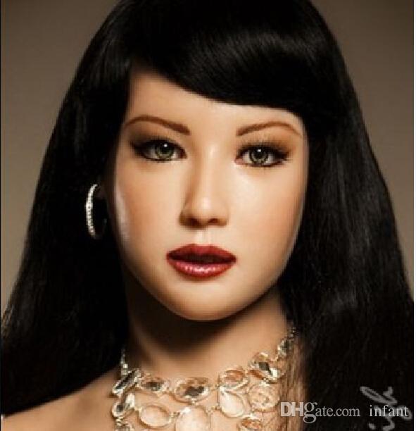 Großhandels - große Hüften-reale Geschlechtspuppe, AdultSemi-festes Silikon-japanisches AV Schauspielerin-Liebes-Puppe Dropship Realistisch
