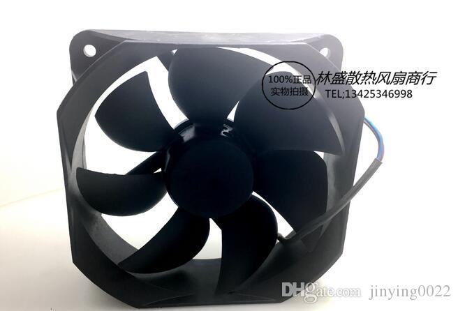 SUNON EFA5321B2-Q000-F99 DC 12V 3.60W 3-wire 3-pin connector 80mm Server Square Cooling Fan
