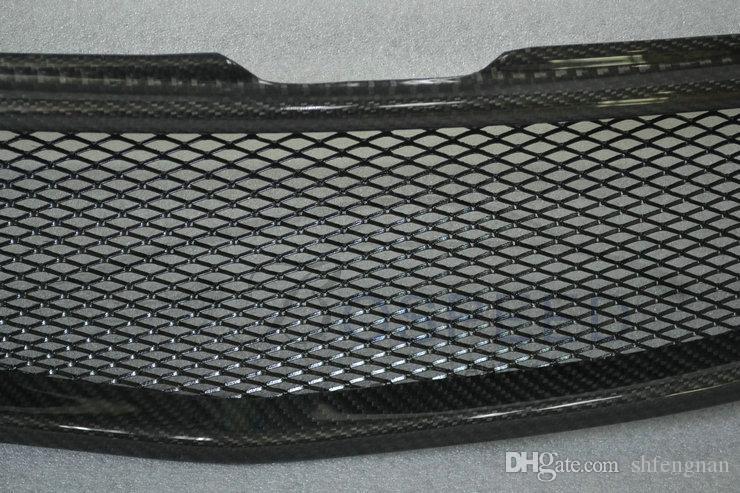 Fit für TOYOTA Vios Kohlefaser Auto Grill hohe Qualität