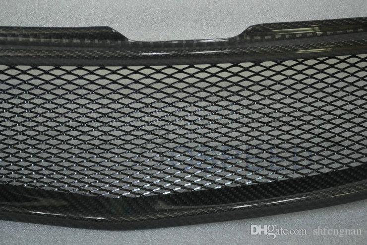 Пригонка для решетки автомобиля волокна углерода Тойота Vios высокомарочной
