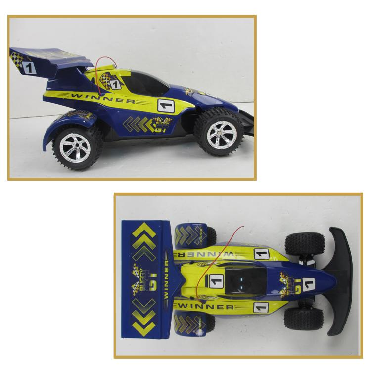 1:16 play car racing games rc toy car imitate radio controlled children's toy car include chage
