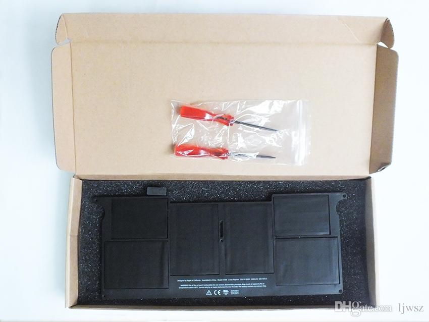 "Wholesale New laptop Battery for Apple MacBook Air 11"" A1465 A1370 Battery Model A1406 battery"