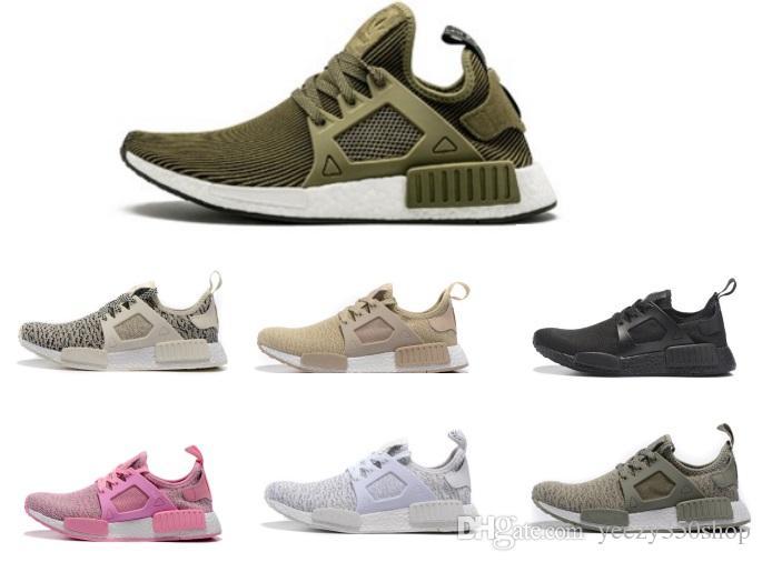 Cheap Adidas Originals NMD R1 Women's Running Shoes Midnight