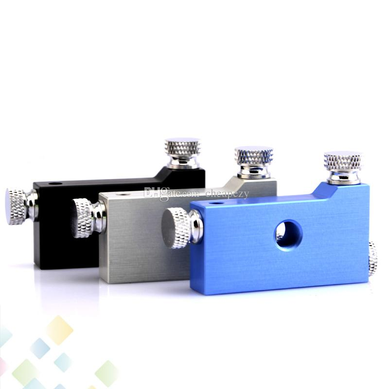 RBA RDA Coil Jig DIY RDA Atomizer Coil Jig DIY Atomizer Heating Machine E Cigarette accessories Maker 3 colors Tool box mod