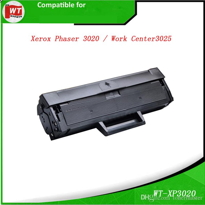 Xerox 3020, Compatible Toner Cartridge for Xerox Phaser 3020 / Work  Center3025 , 106R02773 , BK - 1,500 pages