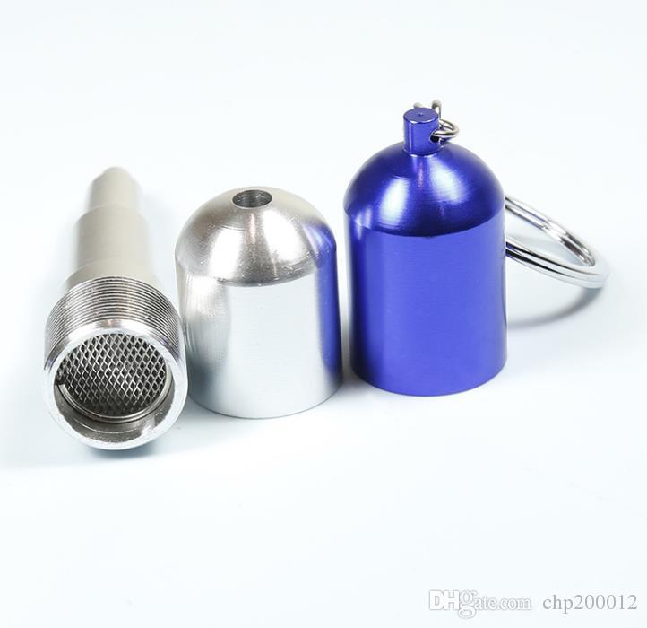 Le nouveau tuyau en métal de commerce extérieur en poudre multi - couleur cigarette cigarette filtre pipe pipeSS9006
