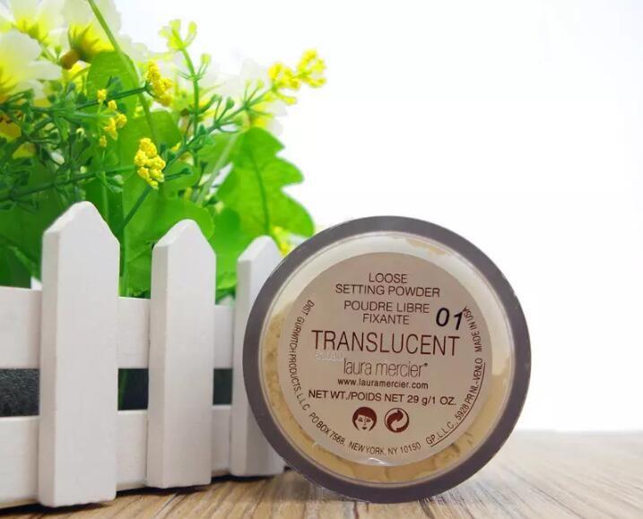 Alta qualità traslucida laura merci Trucco sfuso in polvere Trucco professionale a i Libbre Fixante Illuminante correttore